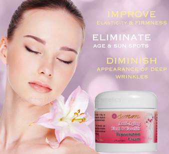 Anti-Aging Firm & Facelift Rejuvenation Cream | Anti Wrinkle | Reduce Crepey Skin
