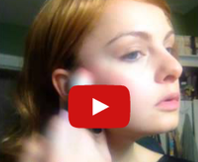 The Proper Way To Apply Blush Video Tutorial