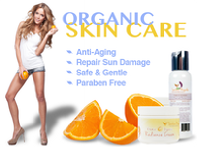 Start This Year Off Right With Organic Skin Care Products
