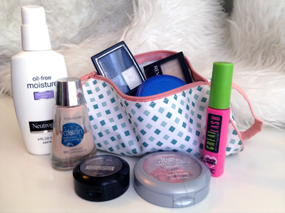 What's Lurking in Your Makeup Kit?