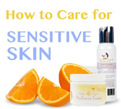 Southern Magnolia Skin Care for Sensitive Skin