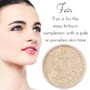 Full Coverage Matte Loose Mineral Foundation - Fair