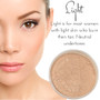 Full Coverage Matte Loose Mineral Foundation - Light