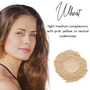 Sheer Coverage Luminous Loose Mineral Foundation - Wheat