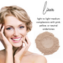 Sheer Coverage Luminous Loose Mineral Foundation - Linen