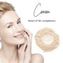 Cream - Sheer Coverage Luminous Loose Mineral Foundation