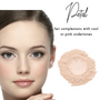 Petal - Sheer Coverage Luminous Loose Mineral Foundation