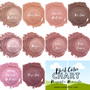 Bare Canvas - Matte Mineral Pressed  Eyeshadow Eye Color