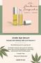 Under Eye Serum with CBD Oil + Vitamin C