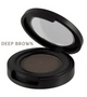 Natural Organic Pressed Eyebrow Brow Powder | Deep Brown