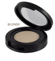 Natural Organic Pressed Eyebrow Brow Powder   Blonde