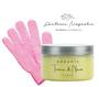 Organic Turmeric & Neem Scrub + Bath Exfoliating Glove Bundle