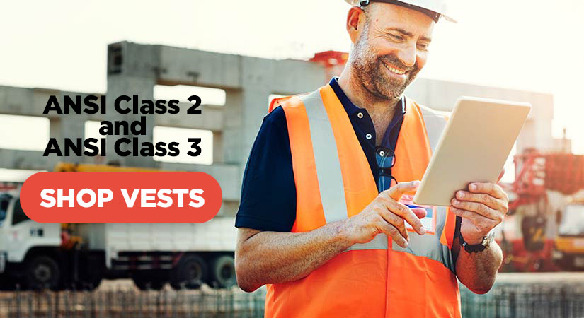 direct safety sells high visibility safety vests at wholesale prices
