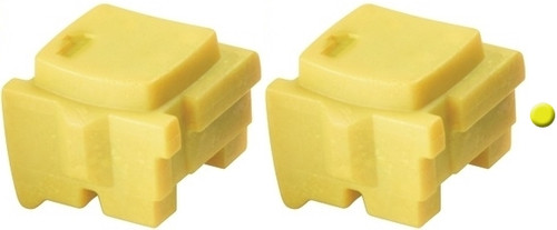 2 Pack Solid Ink Yellow