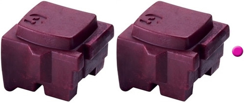 2 Pack Solid Ink Magenta