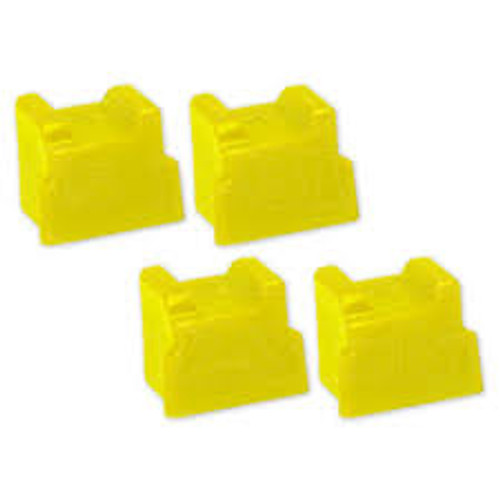 Yellow Solid Ink for Xerox 8500/8550 - (4 Sticks)
