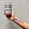 Cheers! Design your own custom temporary Flash Tattoo to feature your brand logo or tag line.  #FLASHTAT @FlashTattoos