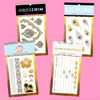 Design a branded custom temporary tattoo pack for special events and exclusive retail opportunities. #Flashtat @FlashTattoos