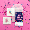 The 'Cutie Marks Favor Card Kit Bundle' is the ultimate party favor for princess themed celebrations. #FLASHTAT @FlashTattoos #FUNTAT