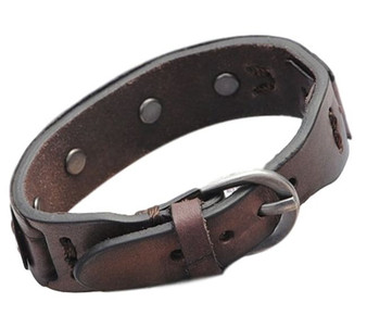 Personalized Vintage European Leather Bracelets