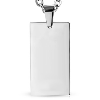 Personalized Pendant
