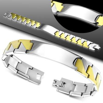 Custom ID Bracelet