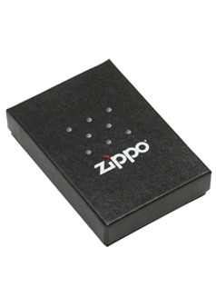 Personalized Black Matt Zippo Lighter