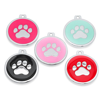 Engraved Pet ID Tag