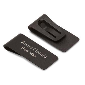 custom money clip
