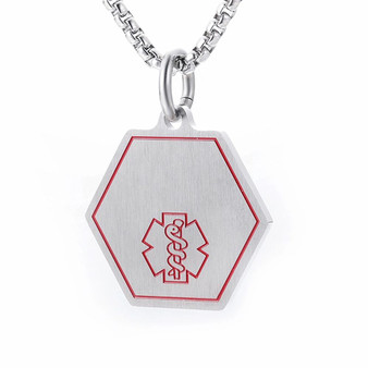 Medical ID Pendant