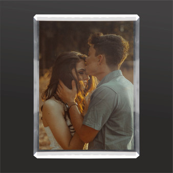Personalized Photo Print on Acrylic Award