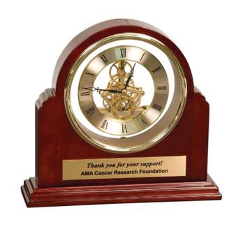 Personalized Grand Piano Clock