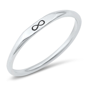 Infinity Sign Ring