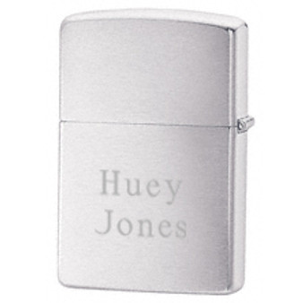 Personalized NFL Los Angeles Chargers Zippo Lighter