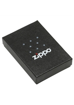 Personalized Zippo Slim Venetian Chrome Lighter