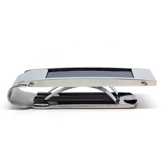 High Quality Stainless Money Clip With Carbon Fiber