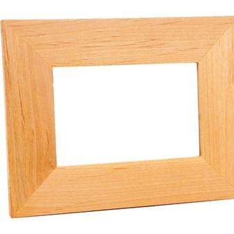 Personalized Alder Photo Frame - 5 x 7