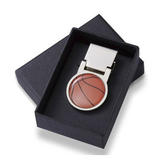Personalized Basketball Design Money clip