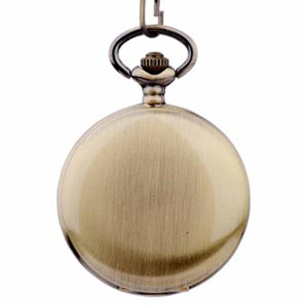 Personalized Quartz Movement Antique Pocket Watch