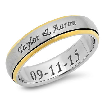 Gifts By Occasion Mother S Day Gifts Personalized Rings Page 1