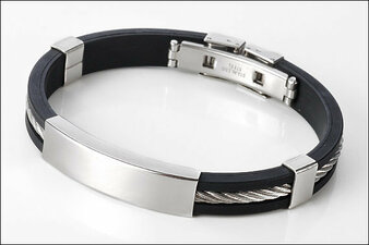 engraved bracelet
