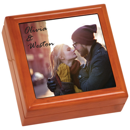 Personalized Jewelry box