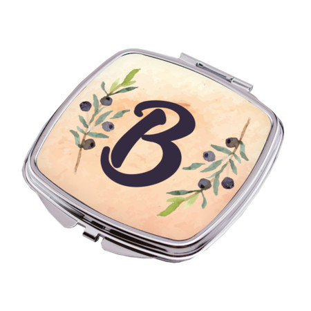 Personalized Compact Mirror.