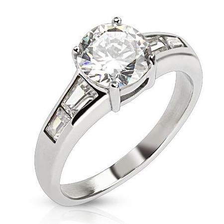 Engraved ring