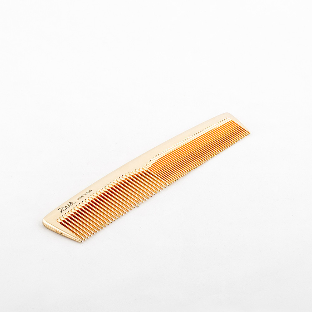 Gold Large Styling Comb