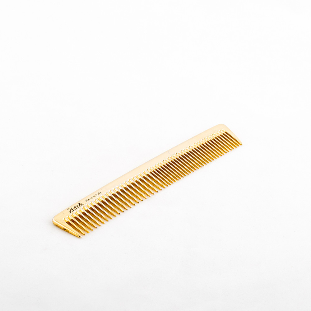 Gold Cutting Comb