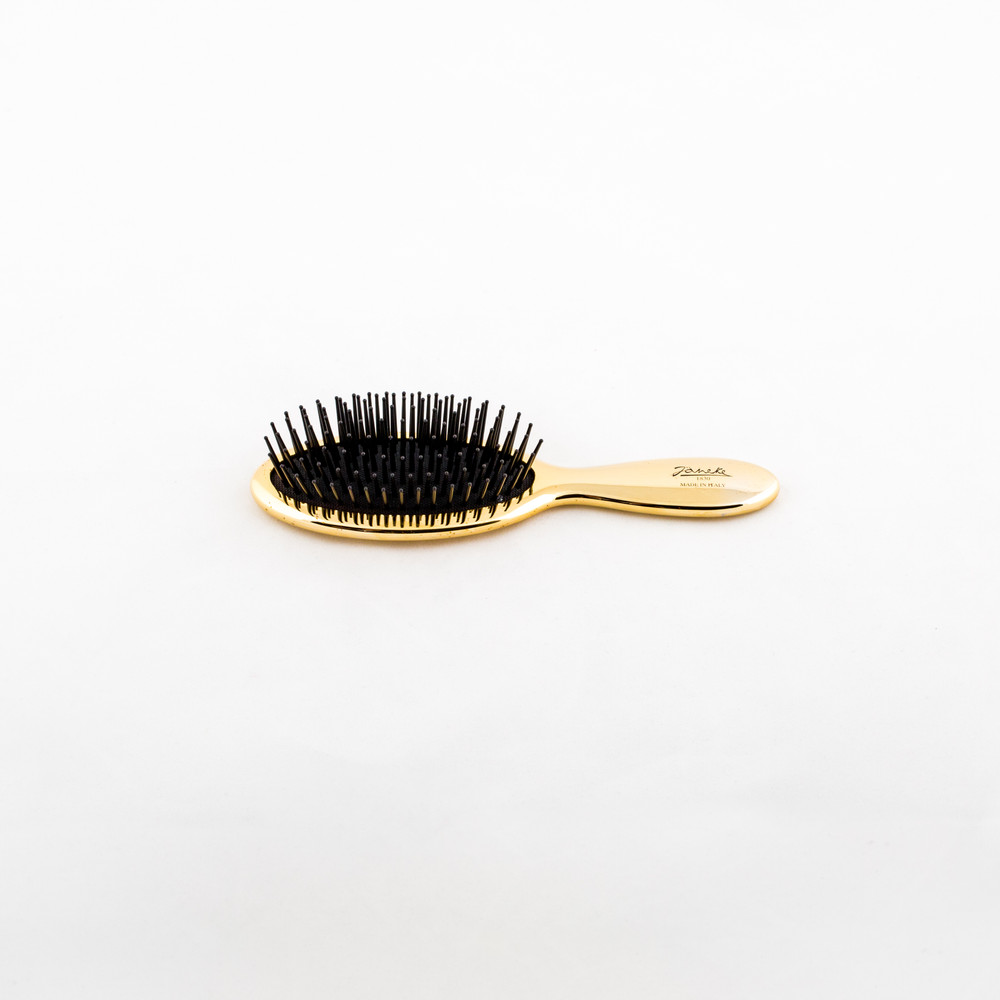 Gold Hairbrush OUTLET