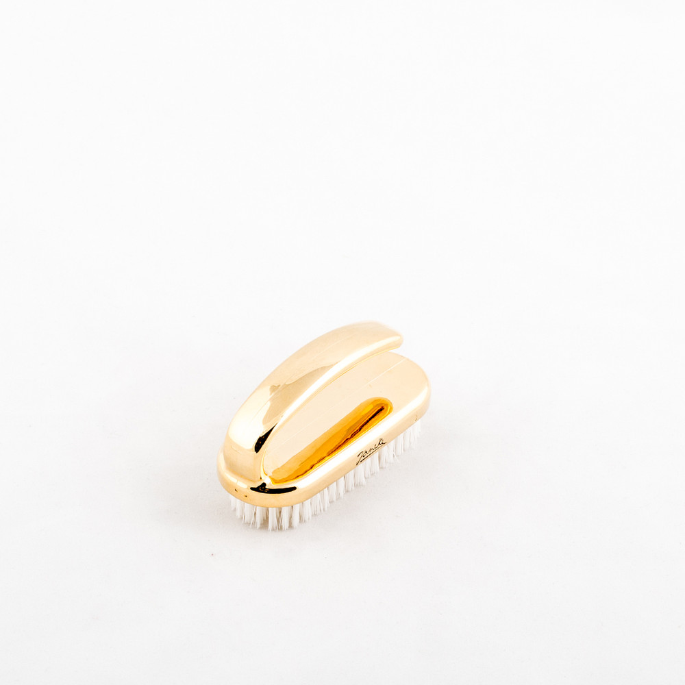Janeke Gold Nailbrush (JK-AUSP38)
