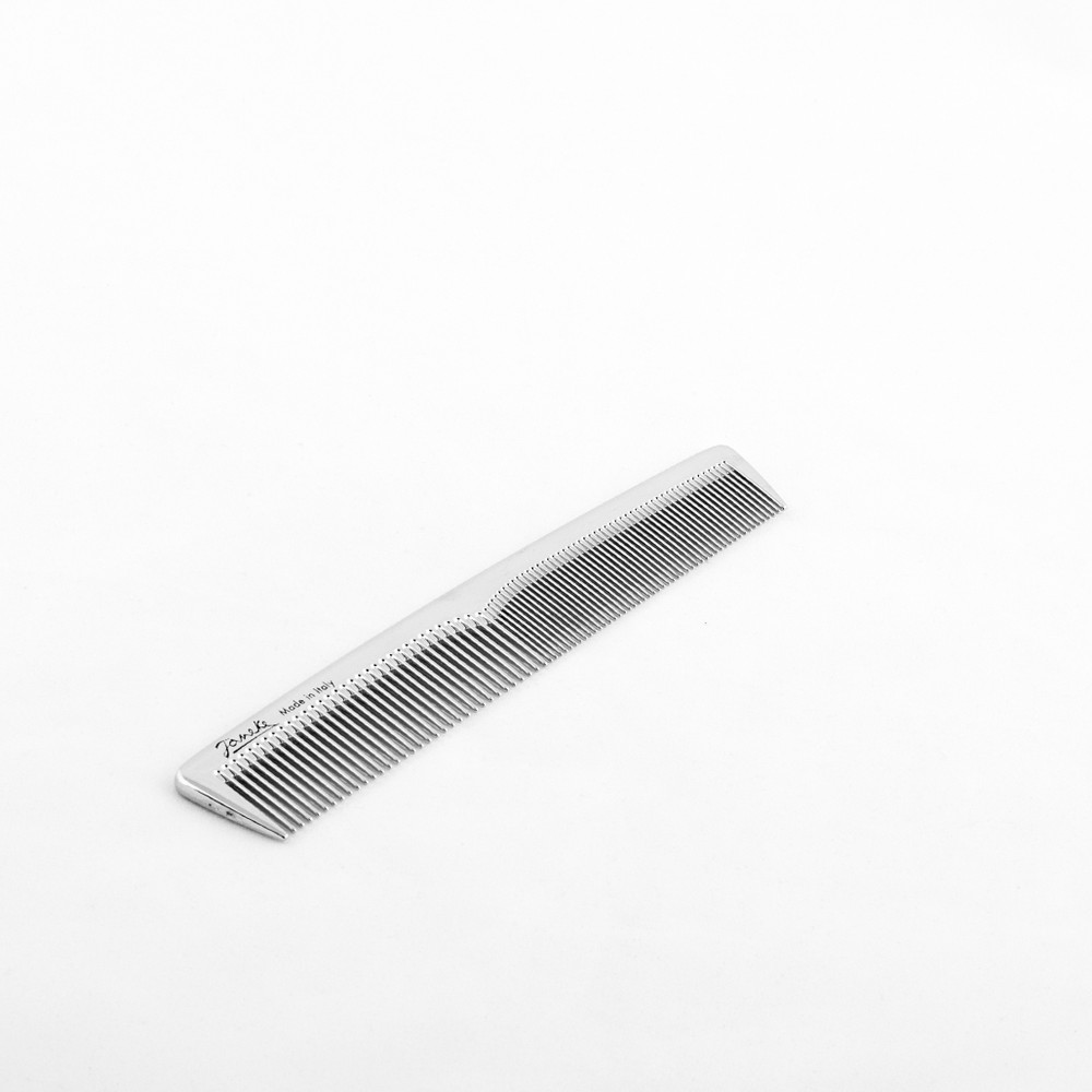 Silver Medium Styling Comb