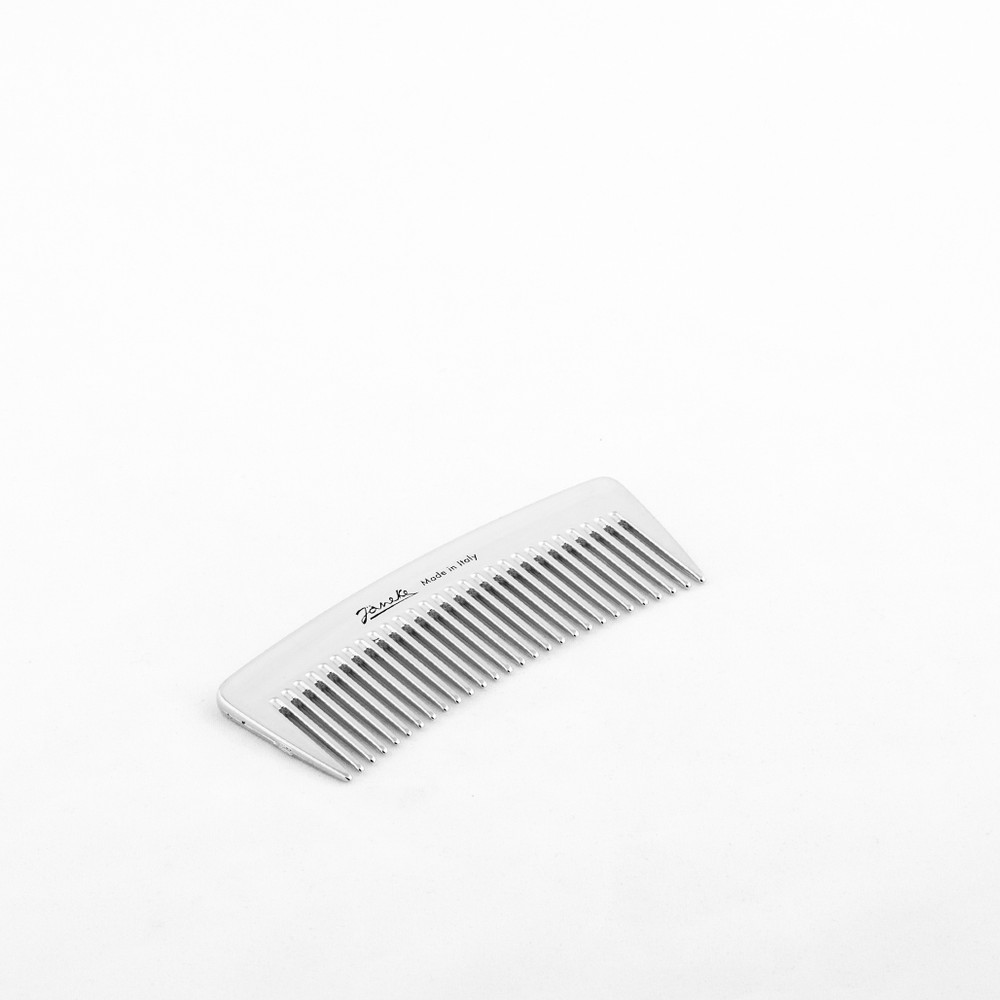Silver Pocket Comb OUTLET